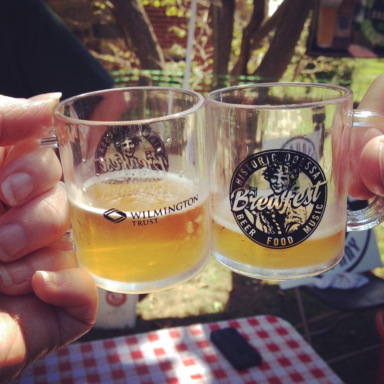 Odessa Brewfest Mugs