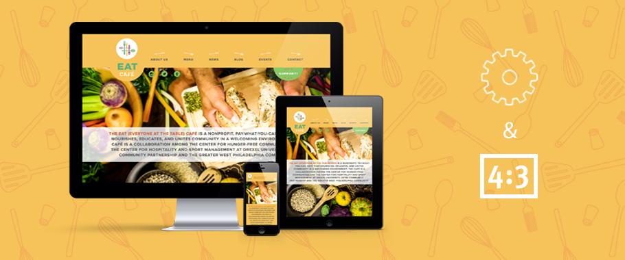 4x3 and SK Designworks team up for Eat Cafe