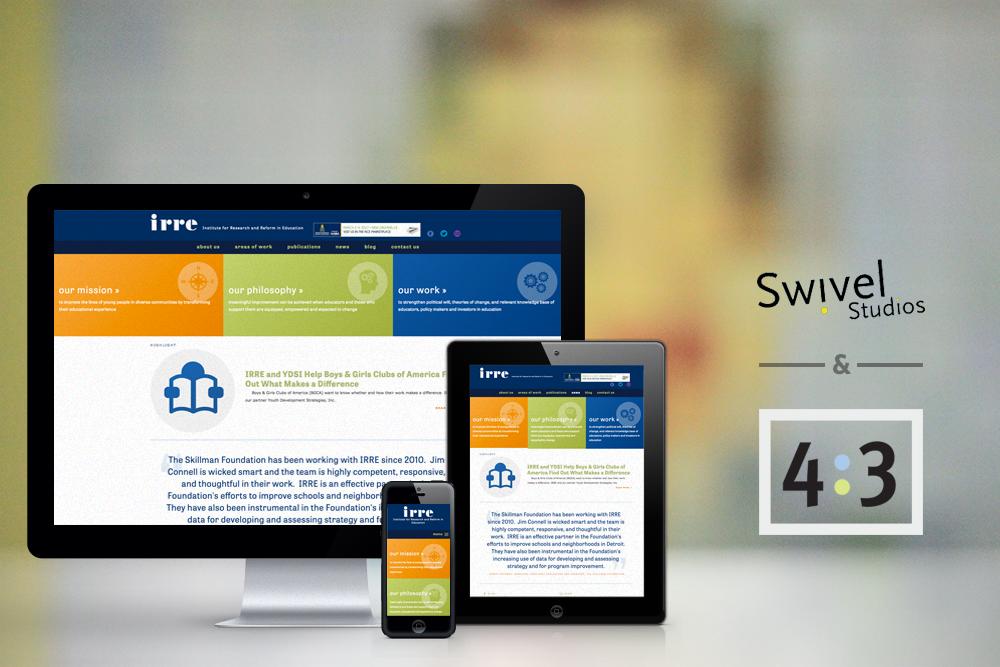 Design Partner: Swivel Studios