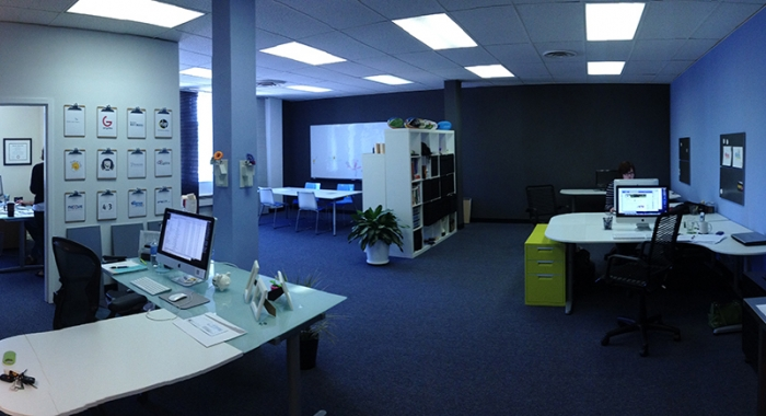 Office Interior Shot