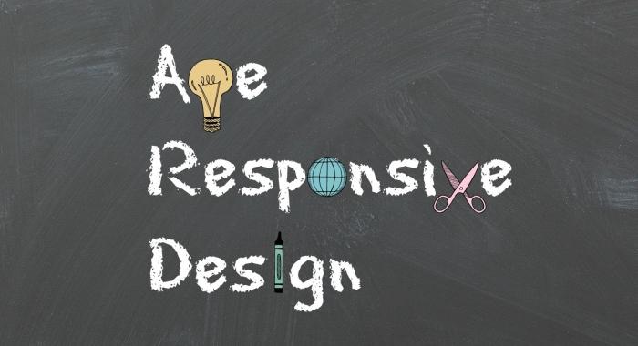 Age Responsive Design