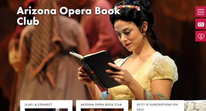 Arizona Opera website