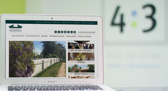 Historic Odessa Foundation website