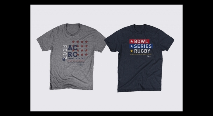 Bowl Series Event Tshirts