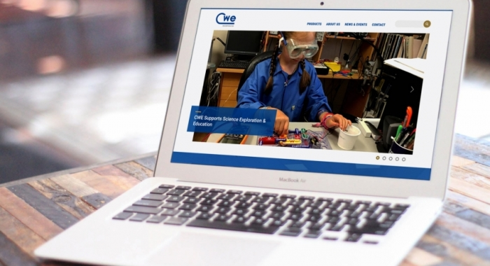 CWE Website Launch