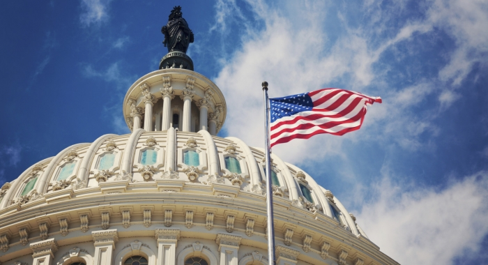 American Flag Capitol Dome FOIA