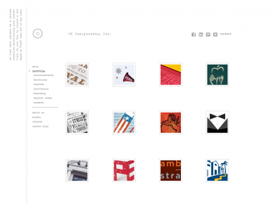 SK Designworks Website Development