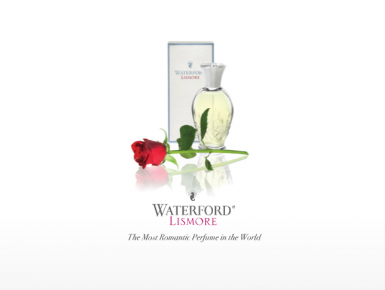 Waterford Lismore Perfume Website
