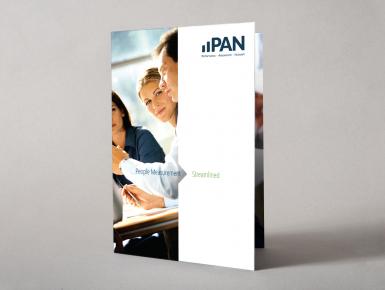 Performance Assessment Network, Inc. Tri-Fold Brochure