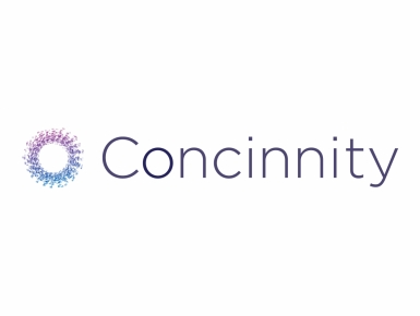 Concinnity logo designed by 4x3, LLC