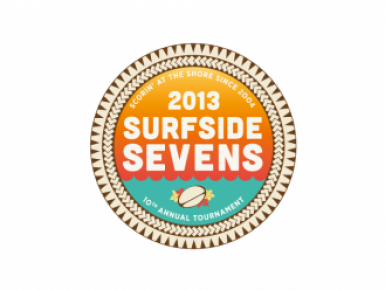 Surfside Sevens Branding designed by 4x3, LLC