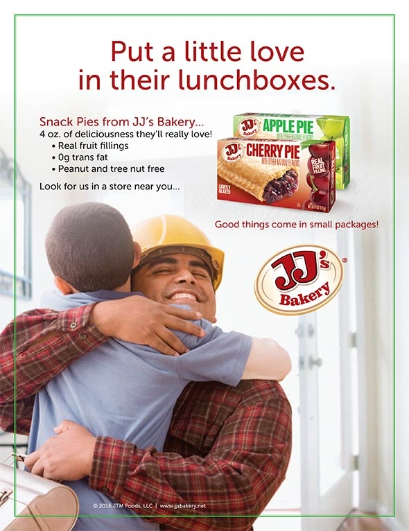 JJ's Bakery Duos: put a little love in their lunchboxes