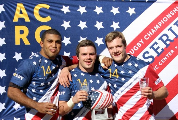 American Collegiate Rugby Championship, Sports event marketing and branding