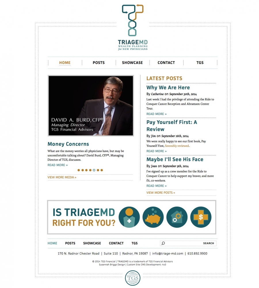 Full Responsive Home Page Design