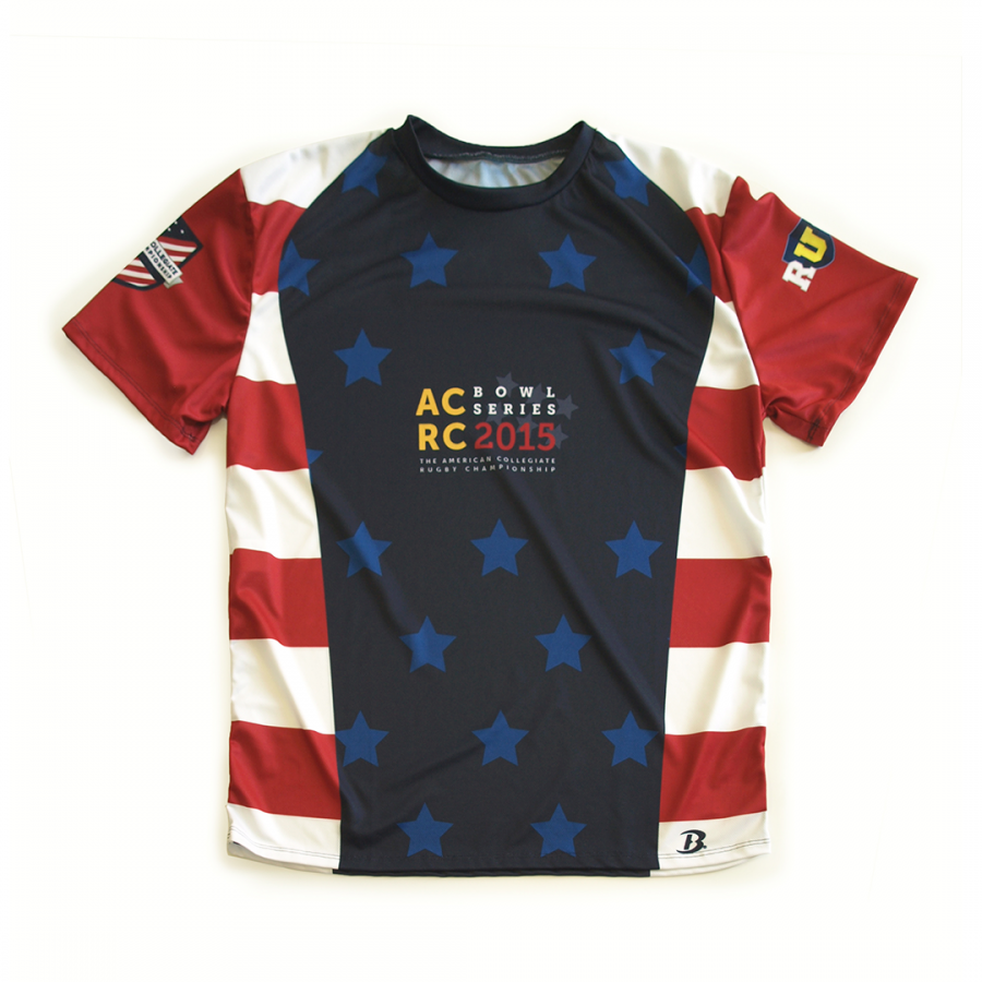 Custom VIP rugby jersey design for Sports event marketing