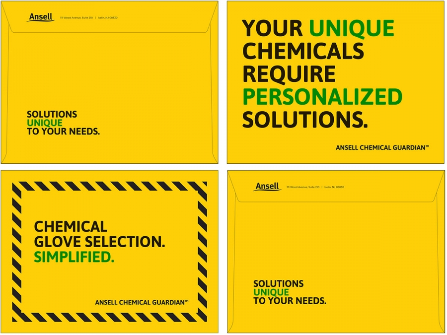 an impactful mailer that fit with both postal regulations, brand strategy and budget