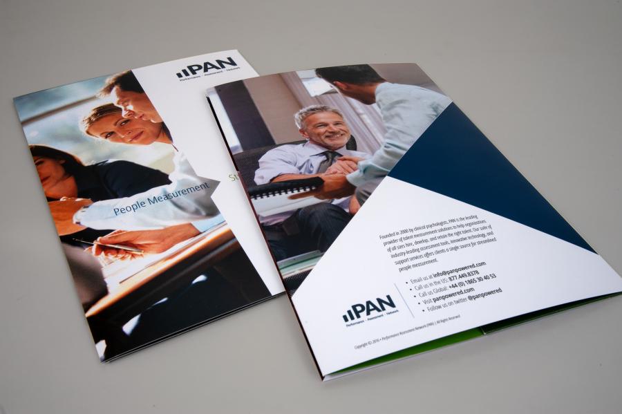 PAN Tri-Fold Brochure, Image 1