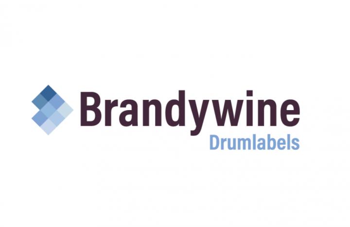 Brandywine Drumlabels Branding and Stationery designed by 4x3, LLC