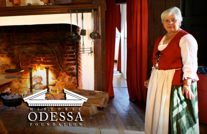 Historic Odessa Foundation Social Campaigns