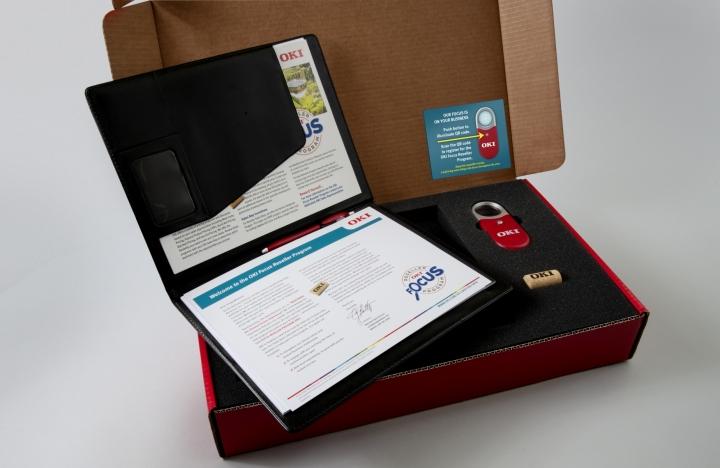 OKI Data Reseller Promo Box