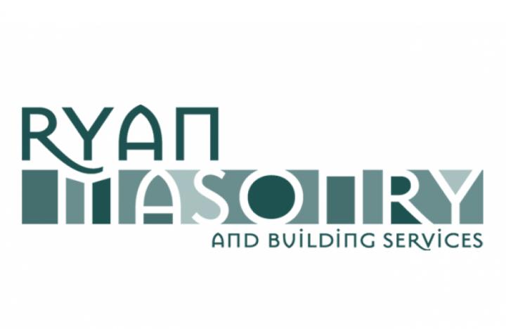 logo designed by 4x3, LLC for Ryan Masonry